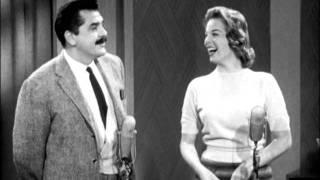 Moustache Meets Moustache (Groucho meets Kovacs)