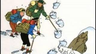 Review Tintin au Tibet