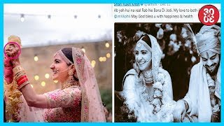 Virat's Ring Journey With Anushka | Actors, Cricketers Extend Their Good Wishes For Mr. & Mrs. Kohli
