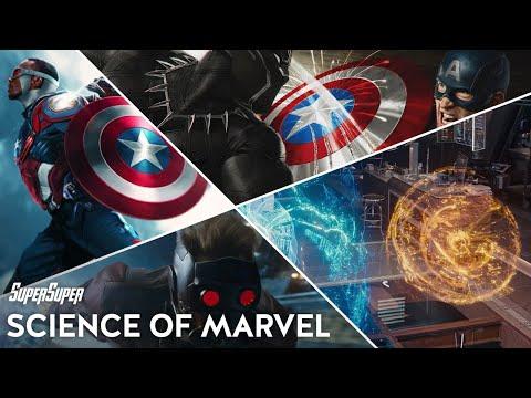 Science Behind Marvel Cinematic Universe SuperLogic ft. Logical Paradox