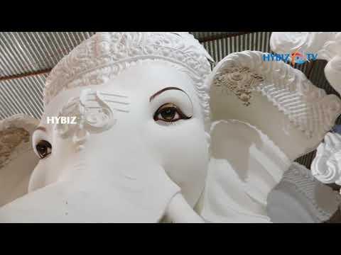 Xxx Mp4 Balapur Ganesh Idol Making 2018 3gp Sex