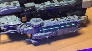 Arcadia SDF-1 Macross Premium Finish and amazing Mancave!!