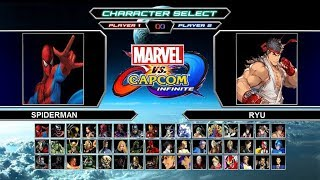 How To Download Marvel vs Capcom Infinite APK File For Android