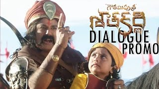 Gautamiputra Satakarni Emotional Dialogue Teaser || Nandamuri Balakrishna, Krish
