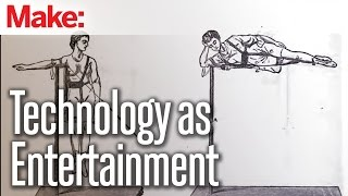 Technology as Entertainment