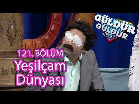 Güldür Güldür Show 121. Bölüm, Yeşilçam Dünyası