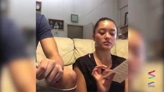 [MUST-WATCH] Tagalog Class with Lauren Reid and Jack Reid!
