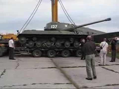 Powrót czołgu