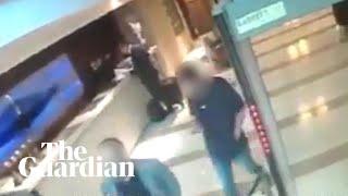 Jamal Khashoggi: CCTV shows alleged Saudi hit squad