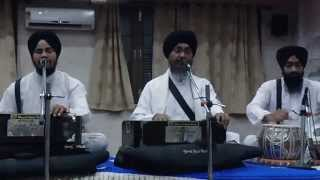 Bhai Baran Singh Ji - Teri Bhagat Na chhodon