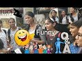 Download Video Download Funny Questions and Answers on Hyderabad collage Girl's || Flick off media 3GP MP4 FLV