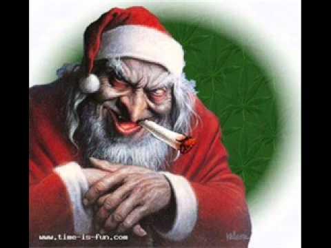 El prieto Santa Claus