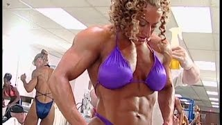 Heather Policky - Female Muscle Fitness Motivation