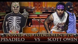 CFW Power Of Judgement IV - PEDADELO vs Scott Owen