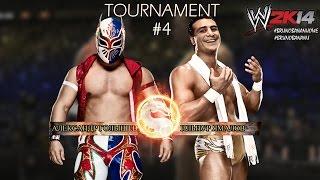 WWE2K14 Онлайн турнир OWE № 4 | Часть 1