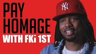 FKi 1st's Favorite Beats From Timbaland and Mannie Fresh | Pay Homage
