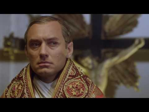 Young Pope – Pope Gets Ready For The Address