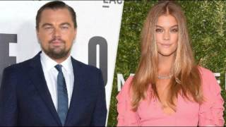 Leonardo DiCaprio and Girlfriend Nina Agdal Spend Thanksgiving Eve in Charleston