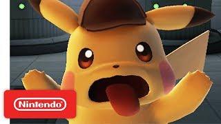 Detective Pikachu: This is No Ordinary Pikachu! - Nintendo 3DS