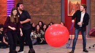 Balon Kimin Elinde Patlayacak? Tolga Sarıtaş mı, Afra Saraçoğlu mu?  | 3 Adam