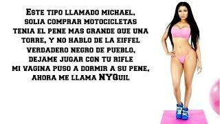 Nicki Minaj - Anaconda (Subtitulada al Español)