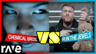 Run The Jewels vs. Chemical Brothers  / RaveDJ
