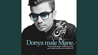 Donya Male Mane