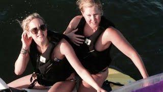 Amy Schumer on Jennifer Lawrence Friendship: 'I Look Like Her Coach'