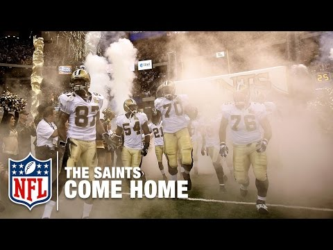 Xxx Mp4 2006 Saints Surprise The Falcons In Reopening Of Superdome Post Katrina ThrowbackThursday NFL 3gp Sex