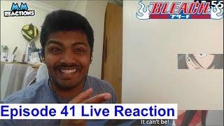 Ichigo vs Byakuya  Incoming!!! - Bleach Anime Episode 41 Live Reaction