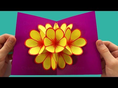 Xxx Mp4 Basteln Pop Up Karten Basteln Mit Papier DIY Geschenke Bastelideen Muttertag 3gp Sex