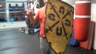 Sword and Shield Training 101