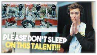 Samuel (사무엘) - Sixteen  MV Reaction!! [PLEASE DON'T SLEEP ON THIS TALENT]