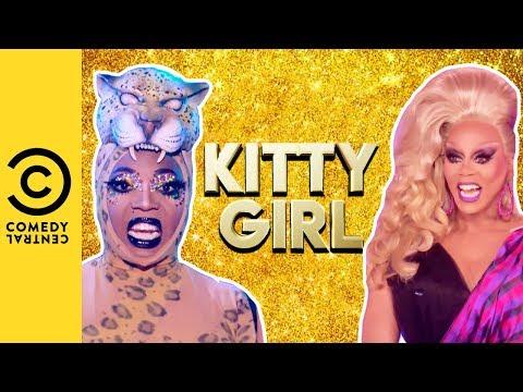 Xxx Mp4 Kitty Girl Official Music Video SPOILERS RuPauls Drag Race All Stars 3 3gp Sex