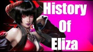 History Of Eliza Tekken 7