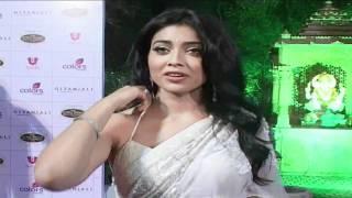 Sreya Saran in Saree Looking very hot