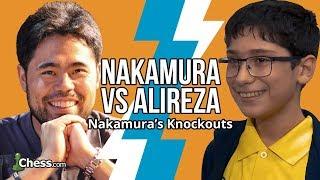Nakamura Vs Alireza: 14-Year-Old Chess Prodigy