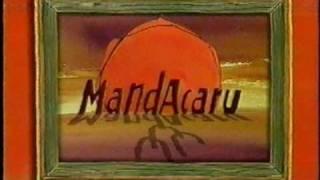 Cenas finais do primeiro capítulo de Mandacaru (Manchete, 1997)
