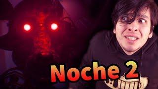 ¿COMPLETARÉ LA NOCHE 2? - The Joy of Creation: Story mode
