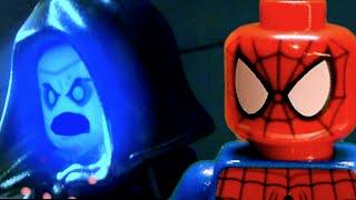 The Amazing Spider-Man 2 Trailer IN LEGO!!