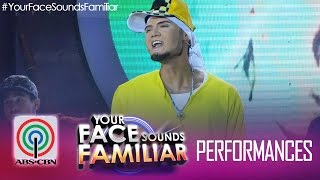 """Your Face Sounds Familiar: Jay R as Billy Crawford - """"Bright Lights"""""""