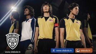 全新足球电影OlaBola前导预告#幕后制作