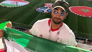 World Cup 2018 Russia with Tohi