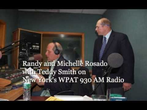 Xxx Mp4 Best Selling Authors Randy And Michelle Rosado With Teddy Smith On WPAT 930 AM New York 3gp Sex
