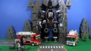 LEGO NINJAGO Garma Mecha Man Stop Motion