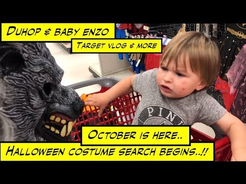 Xxx Mp4 Duhop Halloween Costume Search Begins October Is Here Target Vlog 3gp Sex