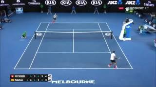 فيدرر vs نادال    نقطة خرافية في نهائي بطولة التنس المفتوحة المقامة في أستراليا    2017