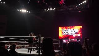 Triple H Entrance at WWE Live Cardiff November 2017