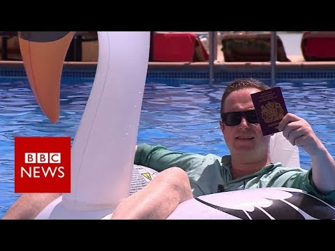 Xxx Mp4 Brexit And Your Holiday Five Things That Could Change BBC News 3gp Sex