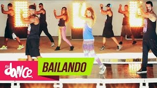 Enrique Iglesias - Bailando - FitDance - 4k | Coreografia